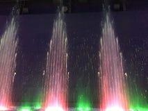 室内音乐喷泉,纽黑文,康涅狄格 库存图片