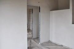 室内建筑工地 库存照片