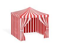 室外党事件例证的狂欢节帐篷 向量例证