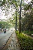 室外公园白天 免版税库存照片