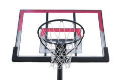 室外的篮球 图库摄影