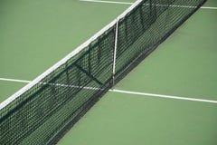 室外的网球场 免版税库存图片
