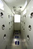 室空气滤清器身体 图库摄影