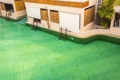 室水池通入 库存图片