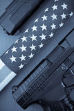 宪法给予的权利 免版税库存图片