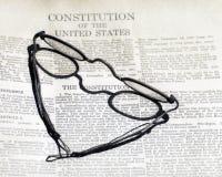 宪法 免版税库存图片