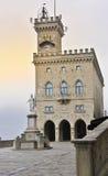 宫殿公共 免版税图库摄影