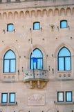 宫殿共和国 库存照片