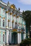 宫殿冬天 免版税库存图片