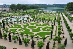 宫殿凡尔赛,皇家Orangery.Paris 法国巴黎 免版税库存照片