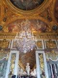 宫殿凡尔赛 库存照片