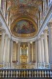 宫殿凡尔赛 库存图片