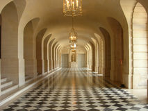 宫殿凡尔赛 免版税库存图片