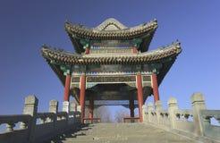 宫殿北京夏天 库存图片