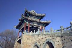 宫殿北京夏天 图库摄影