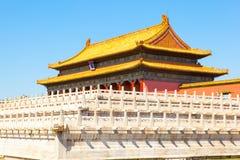宫殿博物馆场面主要大厅和白色大理石基地 库存照片