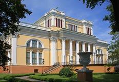 宫殿在戈梅利 免版税库存图片
