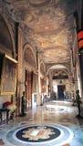 宫殿在马耳他 库存图片