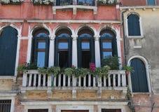 宫殿在Venezia 库存照片