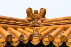 宫殿屋顶 库存图片