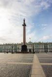 宫殿正方形 免版税图库摄影