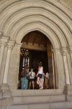 宫殿的教堂 库存图片