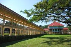 宫殿皇家泰国 免版税图库摄影