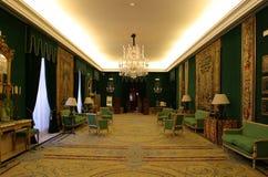 宫殿空间 库存图片
