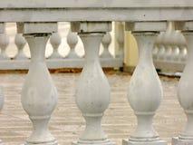 宫殿装饰篱芭  库存照片