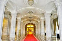 宫殿议会 免版税图库摄影