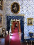 宫殿走廊 库存图片