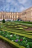 宫殿de凡尔赛在法国 库存照片