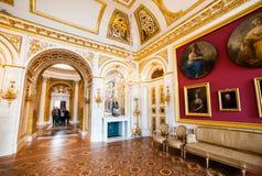 宫殿Lazienki 库存图片