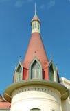 宫殿Phayathai的圆顶 免版税图库摄影