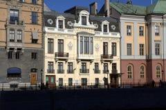 宫殿sagerska 免版税库存图片
