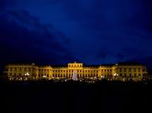 宫殿schonbrun维也纳 库存照片