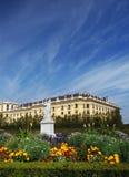 宫殿schonbrunn维也纳 库存图片