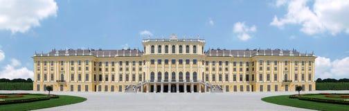 宫殿schonbrunn 库存图片