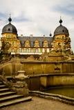 宫殿Seehof在德国 库存照片