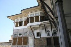 宫殿topkapi 图库摄影