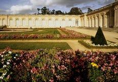 宫殿trianon凡尔赛 图库摄影
