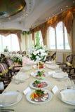 宴会婚礼 图库摄影