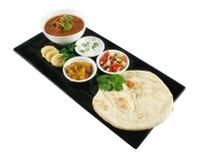 宴餐印地安人 免版税库存照片