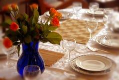 宴餐 免版税库存图片