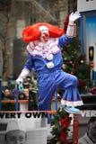 家伙小丑 免版税库存图片
