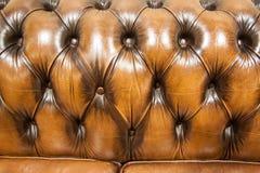 家具皮革客厅套装沙发 免版税图库摄影