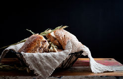 家制面包 免版税库存图片