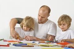 家庭了解 免版税库存照片