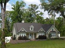 家庭住宅 图库摄影
