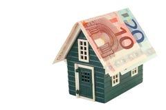 家庭保险 免版税库存照片
